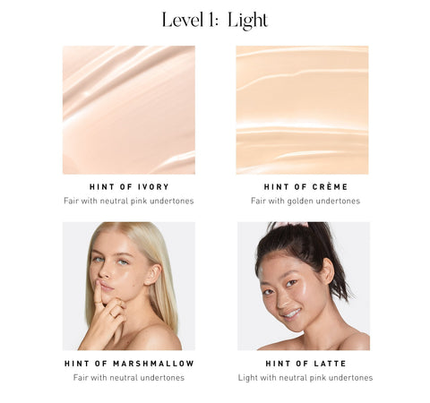 HINT HINT SKIN TINT - HINT OF IVORY