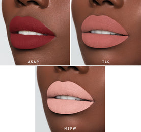 LIP HITS LIP CRAYON TRIO