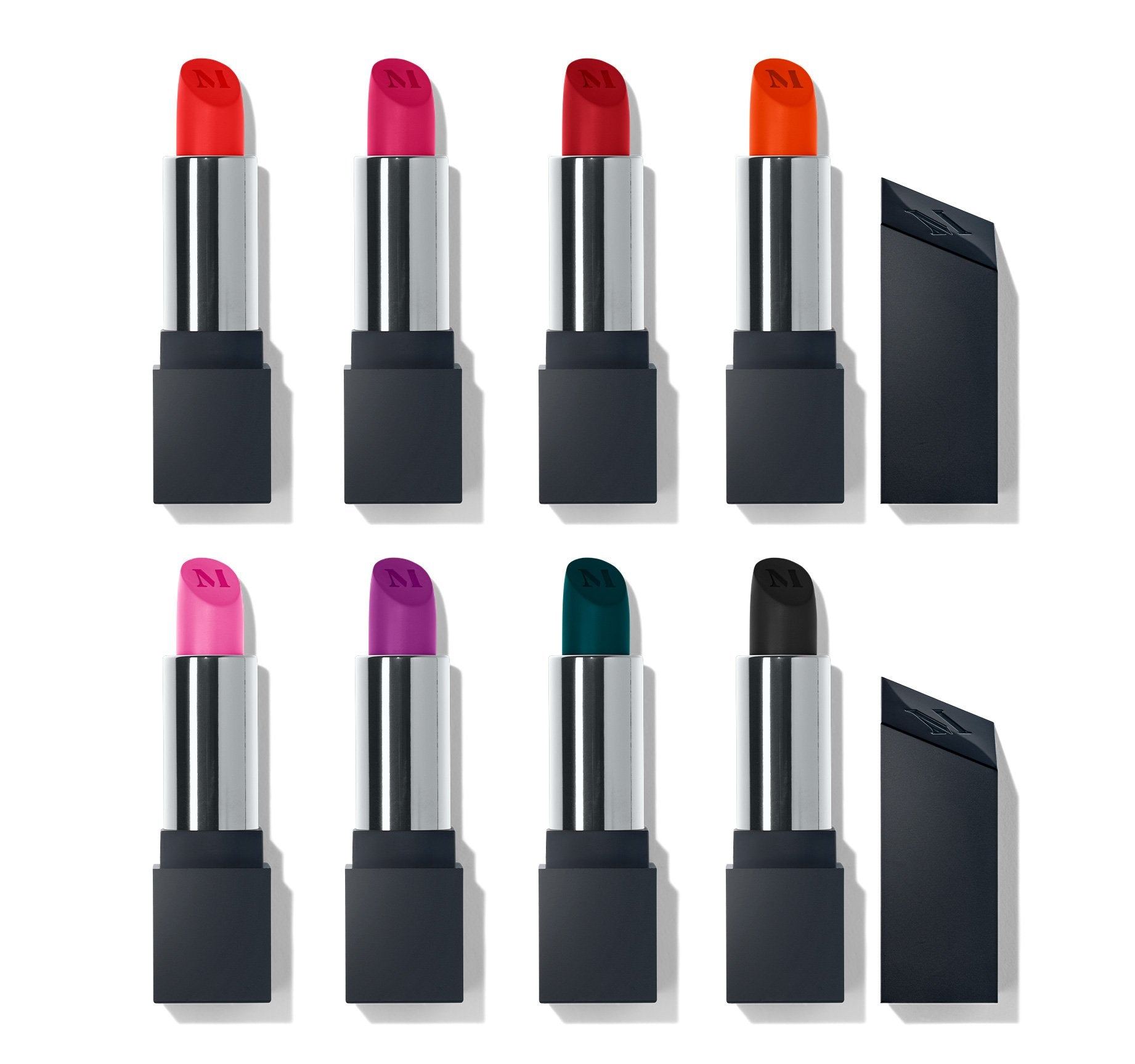 THE BOLD 8 MEGA MATTE LIPSTICK COLLECTION, view larger image