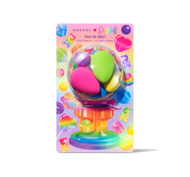 MORPHE X LISA FRANK TREAT ME SWEET BEAUTY SPONGE SET