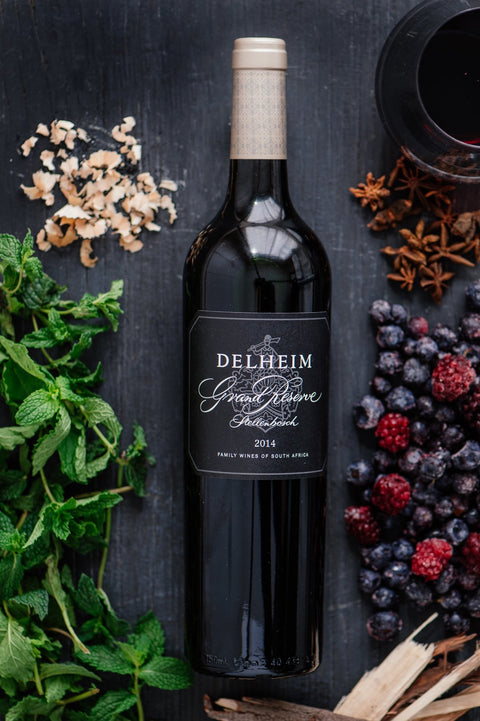 Delheim Food & Wine Pairing