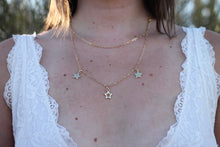 Stars Layered Necklace