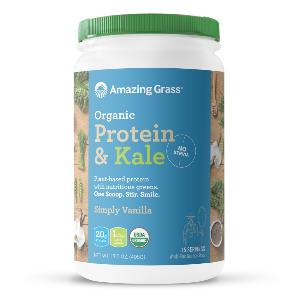 Amazing Grass - Protein & Kale