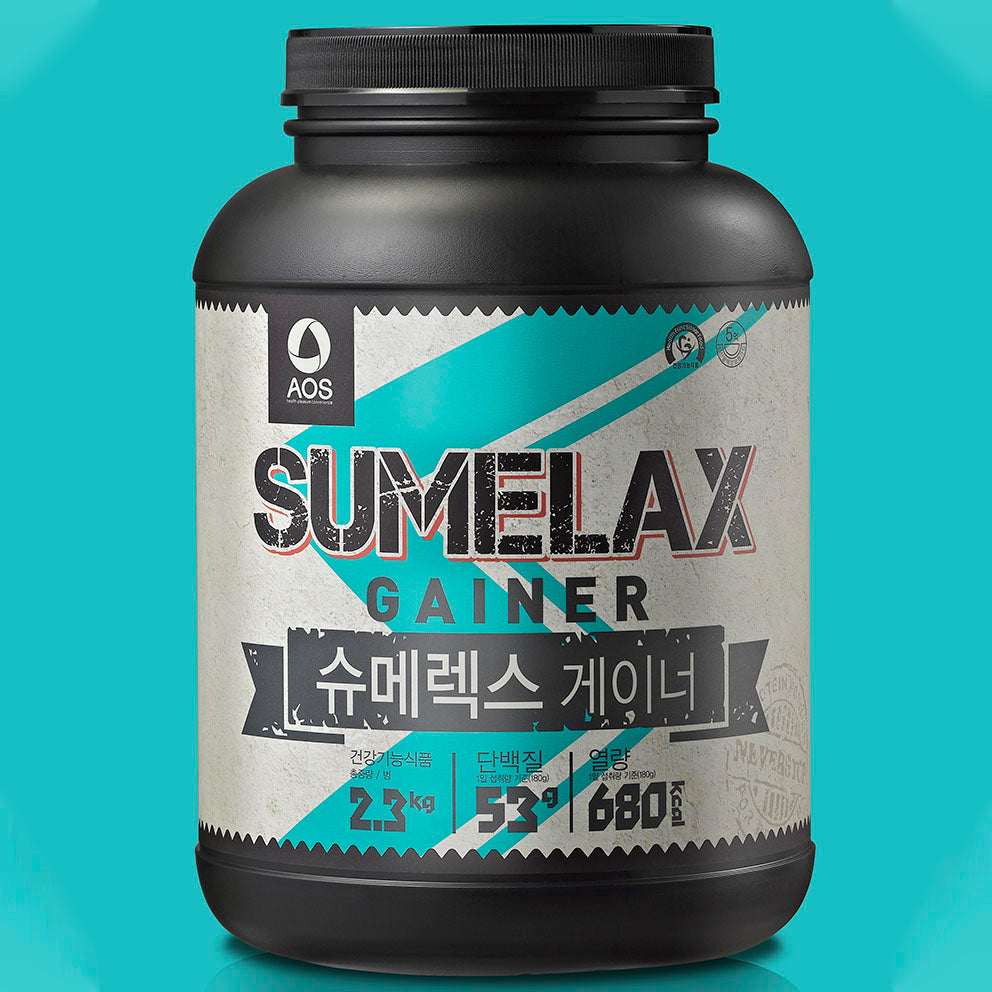Sumelax Gainer - Protein Powder