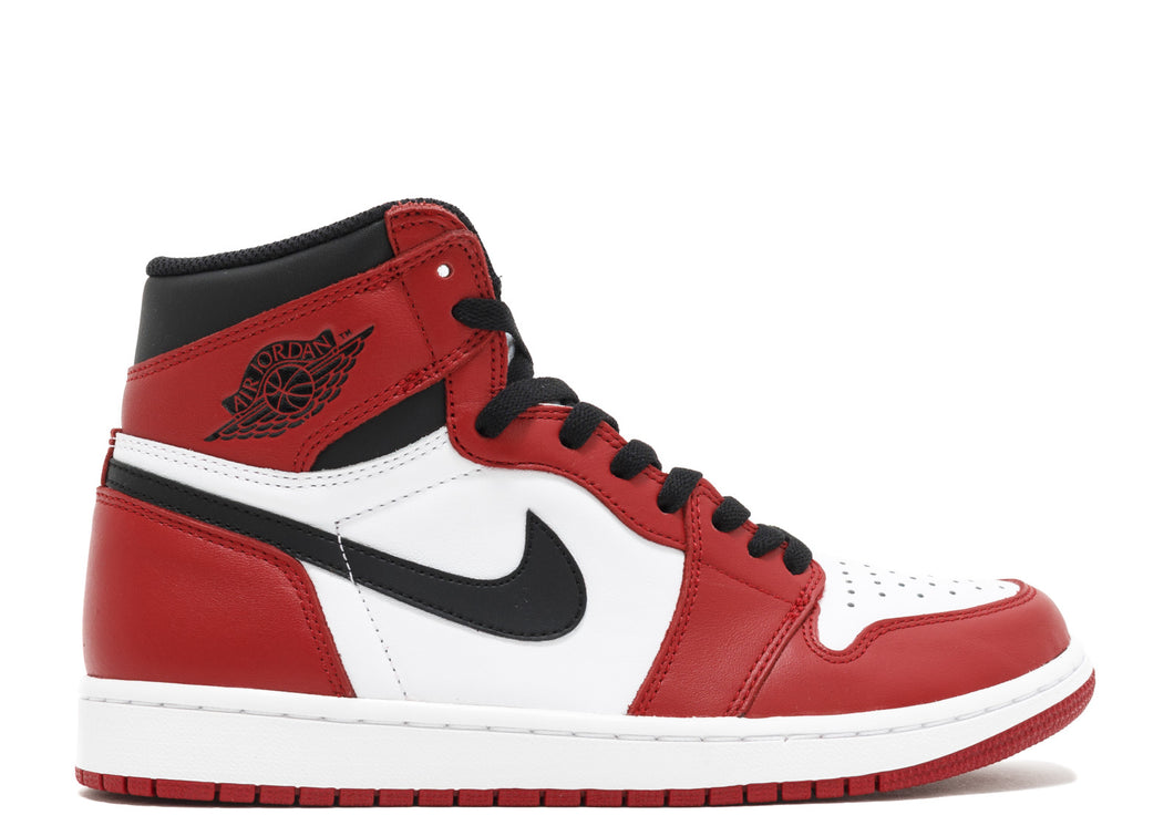 Air Jordan I (1) OG Chicago 2015
