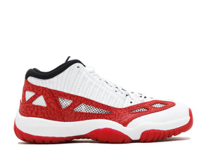 "Air Jordan XI (11) Retro Low IE ""Gym Red"""