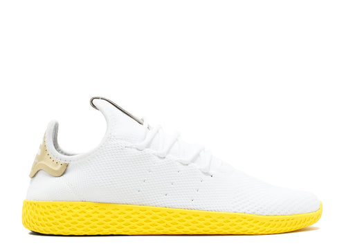 adidas Tennis Hu Pharrell/Human Race White/Yellow