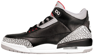 "Air Jordan III (3) OG ""Black Cement"""