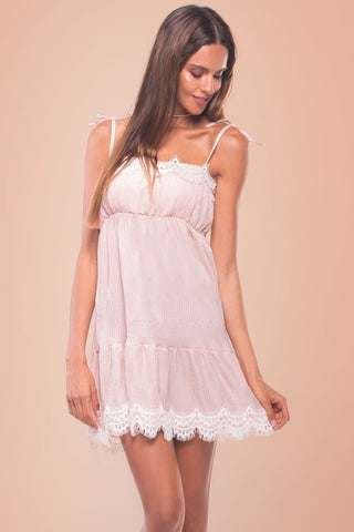 Vestido Like a Dream Rosa