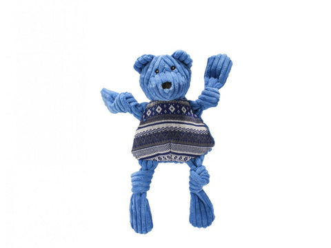 Huggle Hounds Holiday Knottie Bamse