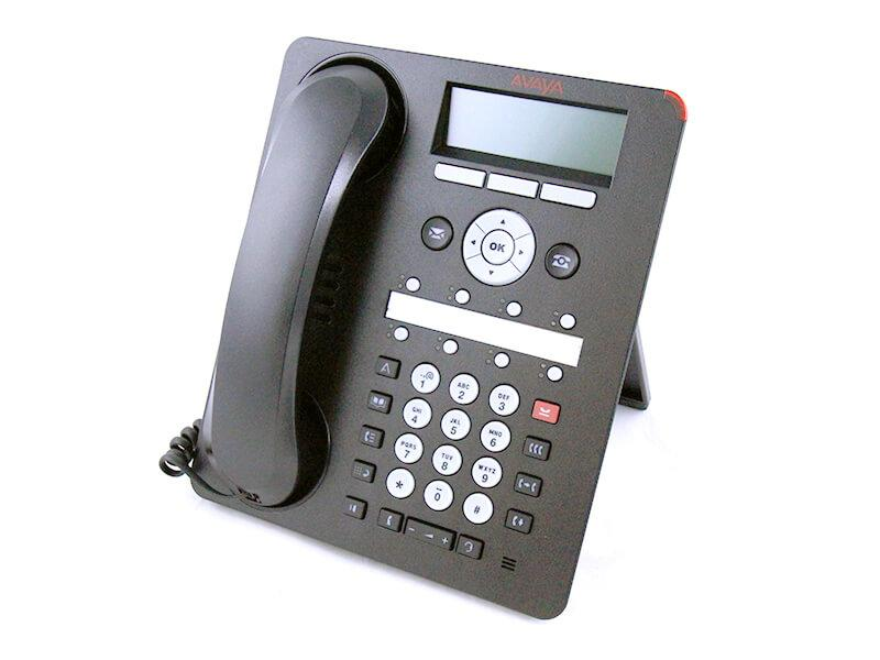 Nett Avaya 700508260-1608-i 1608-i Ip Deskphone Icon Only