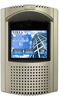 Algo 8036 SIP Multimedia Touchscreen Intercom for Door & Gate Entry, Unattended Lobby & Kiosk Applications