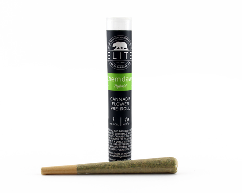 Chem Dawg | Pre-rolled Joint by Elite