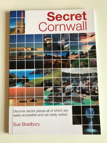 Secret Cornwall - discover secret, easily accessible and rarely visited places.