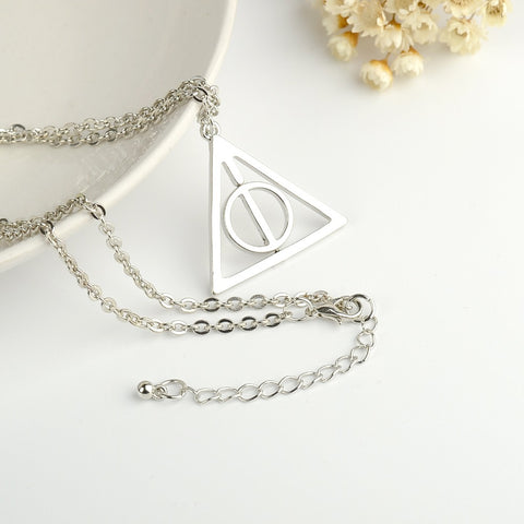 Illuminati Pendant Necklace - CHIMPONTEE