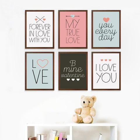 Love Canvas Collection - CHIMPONTEE