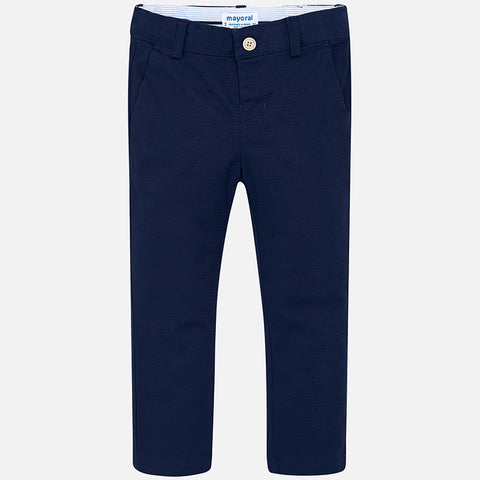 Chino formal trousers
