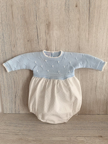 Baby Boys Knitted Shortie