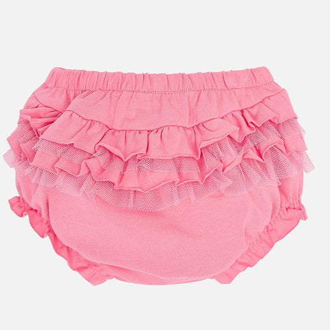 Elastic basic knickers