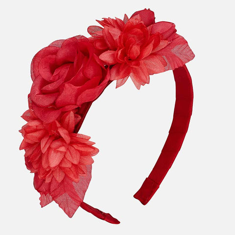 Floral hairband for girl