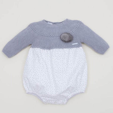 Long Sleeve knitted onesie