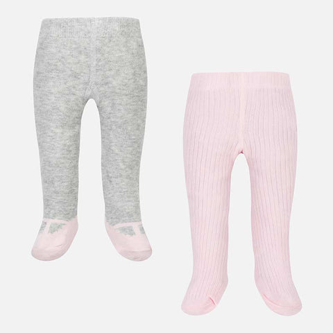 Set of tights for newborn