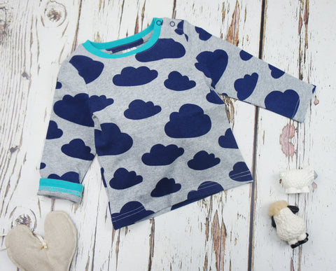 Cloud Top (Matching Sheep leggings)