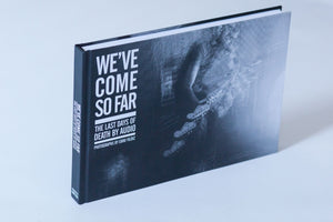 WE'VE COME SO FAR PHOTO BOOK