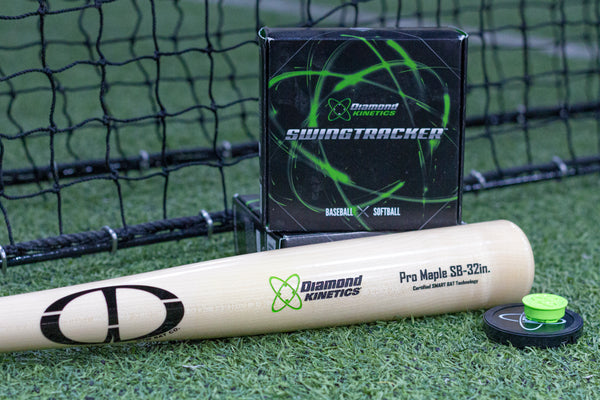 OTW SmartBat and Diamond Kinetics SwingTracker Sensor Combo