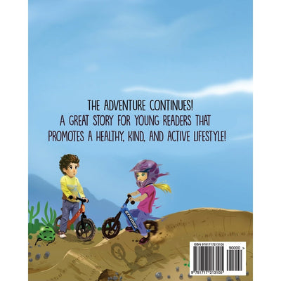 """My First BMX Race"" Book Series"