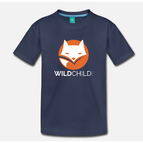 Wild Child Logo Tee - Premium Cotton - Toddler & Kid
