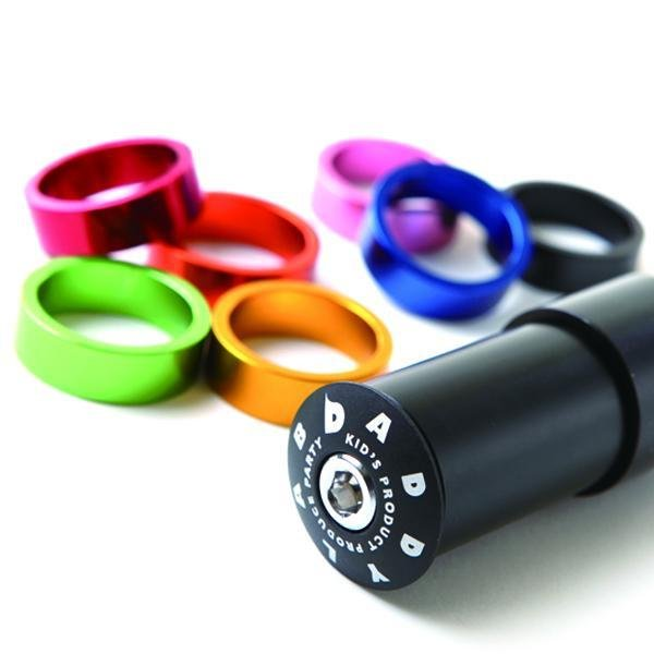 Aluminum Color Spacers