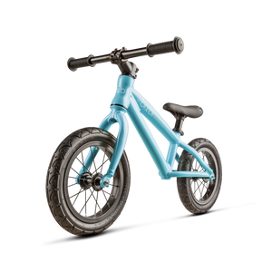 Bixbi Route 12-Balance Bike-Bixbi-DeepSkyBlue-Wild Child Bikes