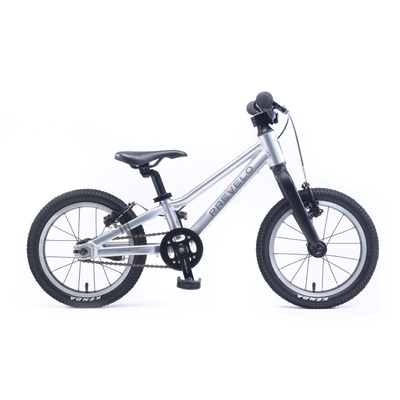 Prevelo - Alpha One-Pedal Bike-Prevelo-SIlver-Wild Child Bikes