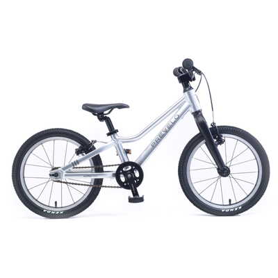 Prevelo - Alpha Two-Pedal Bike-Prevelo-SIlver-Wild Child Bikes