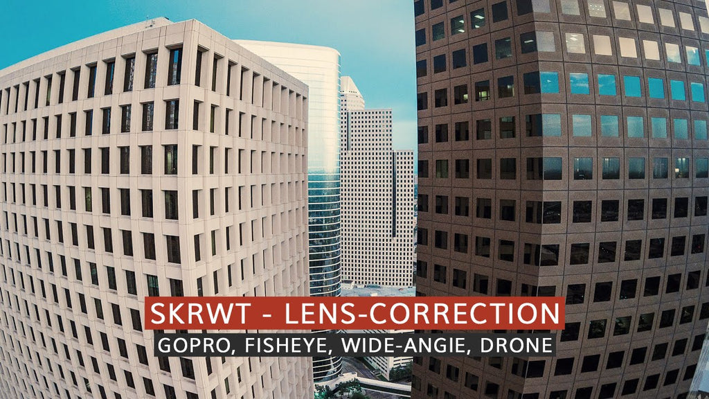 How To Fix Distortion With SKRWT App