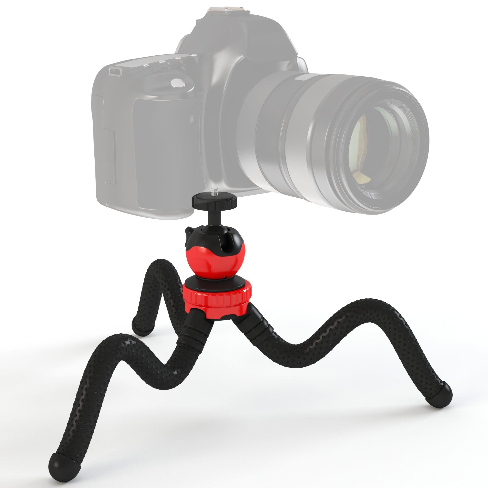 Bendable, Light Weight TRIPOD - STUFF 4 CAMERA