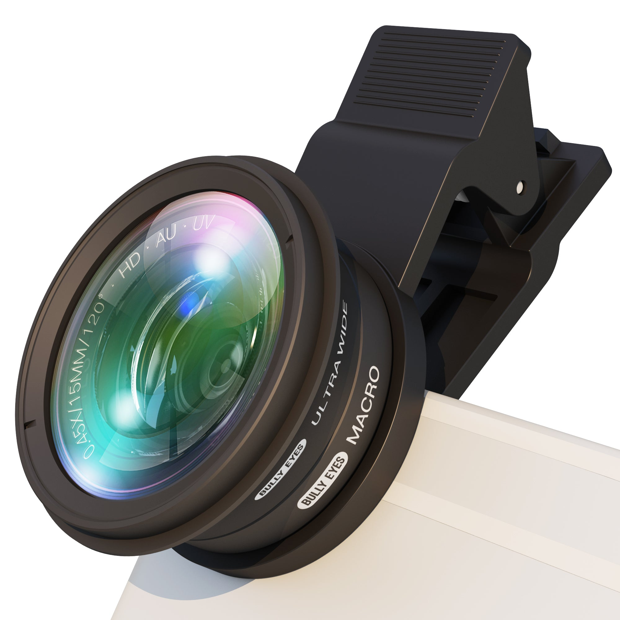 Clip-on LENS: Wide and Macro - STUFF 4 CAMERA