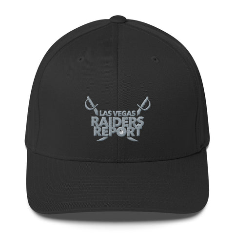 Las Vegas Raiders Report Structured Twill Cap