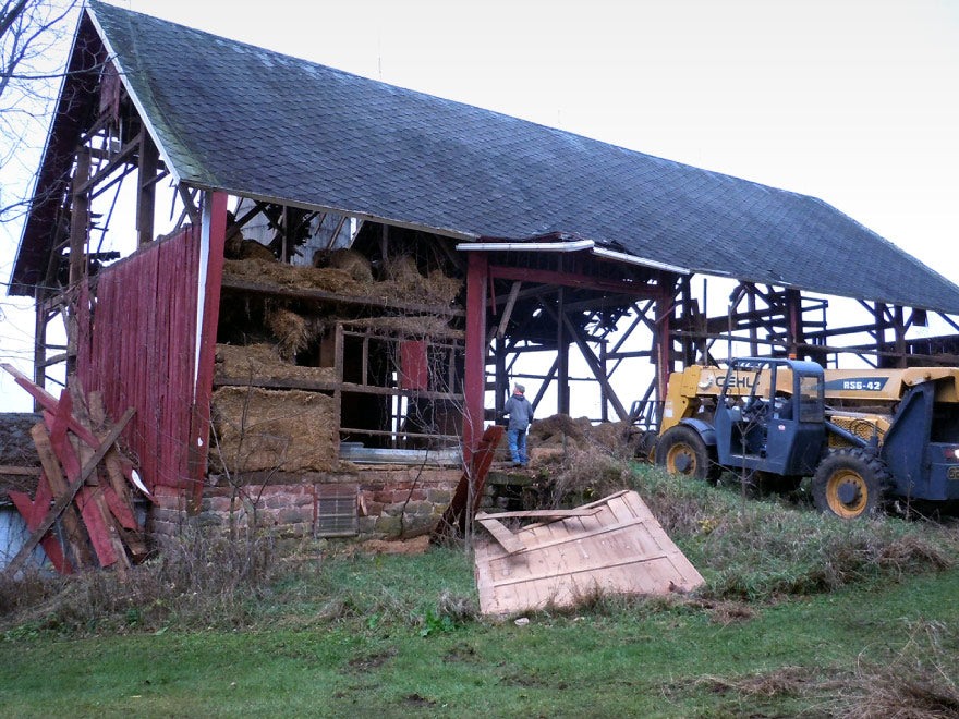 Sauk City Barn