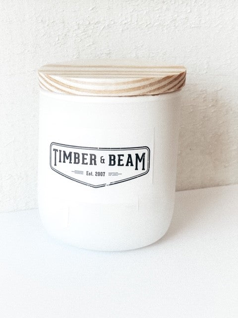 T & B Signature Candle- 8oz.
