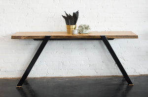 Gilbert Urban Loft Console Table/Desk