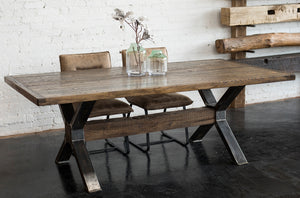 Urban Loft Cargo Dining Table