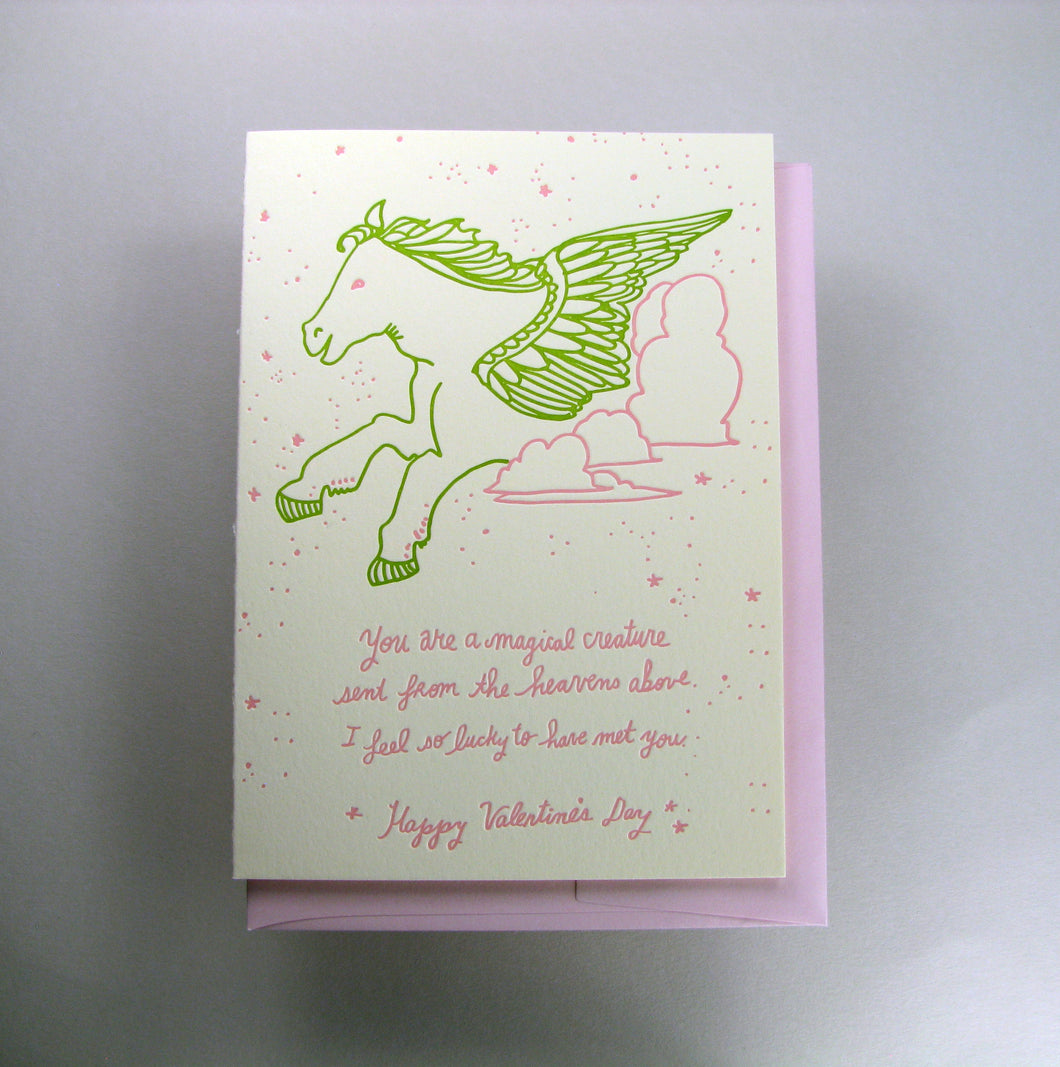 Magical Creature Valentine