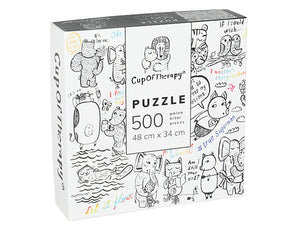 500 PiecesOfTherapy -puzzle