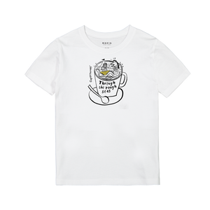 MAKIA x CupOfTherapy T-Shirt Children