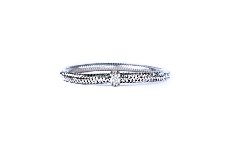 Roberto Coin Diamond Bracelet