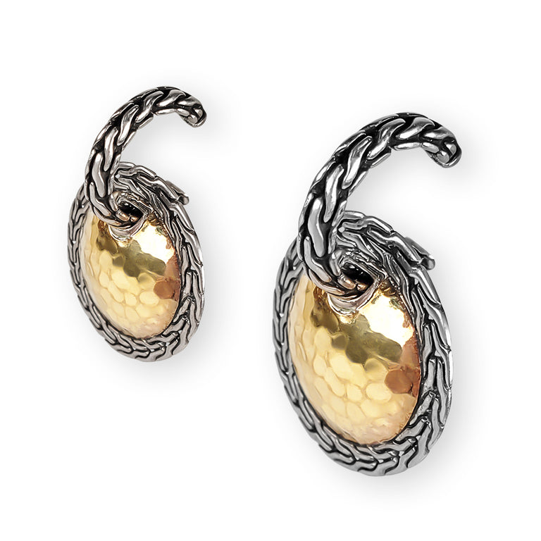 John Hardy Palu Earrings