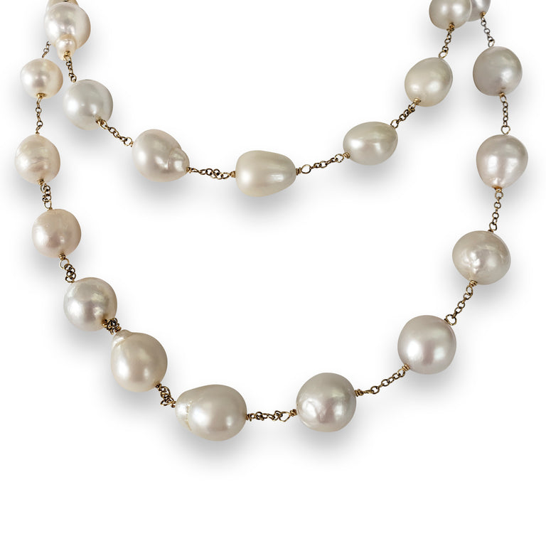 Australian South Sea Pearl Necklace