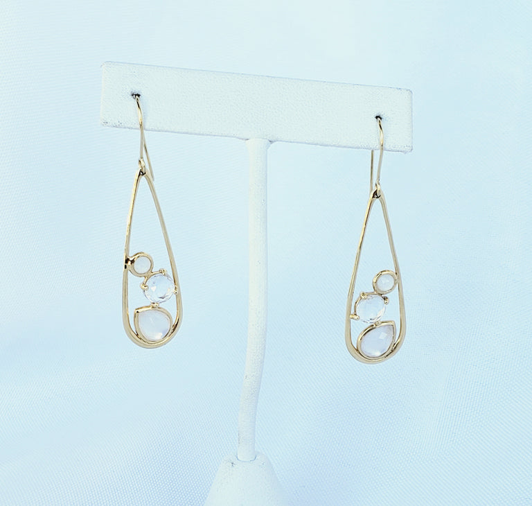 Ippolita 18K Rock Candy Drop Dangle Earrings
